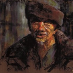 Trapper by Impressionism, Portrait, Western
